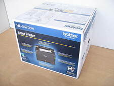 Brand New Brother HL-5470DW Wireless STD Mono Laser Printer 40ppm Replace 5370DW