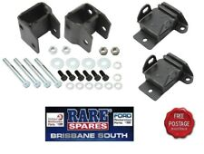 HOLDEN HK HT HG TO CHEV ENGINE MOUNT ADAPTORS & MOUNTS GTS MONARO 307 327 350
