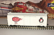 Rare Athearn HO 40' Mid Continent Railway Museum MCRM Box Car Custom Printed