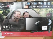 Reflexion LDD24 24 Zoll LED TV DVB-S2 DVB-T2 HDTV DVD CI+ 12V 230V widescreen