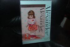 Wendy Has Bingo Fever  8'' Madame Alexander Doll NRFB