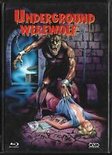 NSM Mediabook : Underground Werewolf (Yvonne De Carlo) Cover A (Lim. Ed.) 555 Ex
