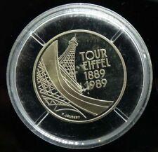 Boîtiers FDC, BU, BE de pièces de monnaie françaises 5 francs en argent