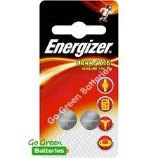 2 x Energizer LR44 1.5V Alkaline Battery A76 AG13 PX76A