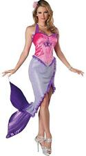 Mermaid Costume Fairytale Sea Princess Halloween Cosplay Fancy Dress US 4-8 New