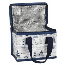 Harbour Nautical Lunch Bag