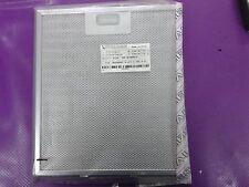 06KA0007 FILTRO CAPPA ALLUMINIO FABER MISURE 25,3CM X 30CM Metallico
