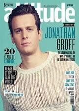 ATTITUDE,Jonathan Groff,Sam Strike,Danny Dyer,Kylie Minogue,McFly's Harry Judd