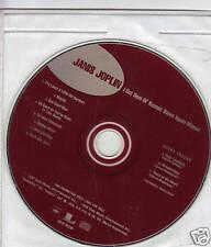 "JANIS JOPLIN UK PROMO ALBUM I GOT DEM OL' KOZMIC BLUES """