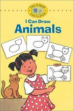 Animals (Easy-to-Read! Easy-to-Draw!)