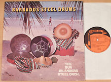 The sun Islanders steel Orchestra-Barbade steel drums (Merry Disc/vg + +/M -)