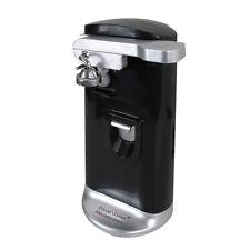 Abrelatas Eléctrico 4 en 1 seguro Afilador de cuchillos Bolsa Botella de cocina mostrador