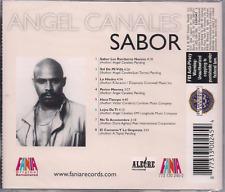 FANIA Salsa RARE CD REMASTERED Angel Canales SABOR los rumberos nuevos LA HIEDRA