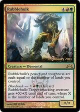 FOIL PROMO PRERELEASE Colosso di Macerie - Rubblehulk MTG MAGIC GtC Ita