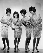 "The Marvelettes 10"" x 8"" Photograph no 1"