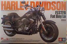 Tamiya 1:6 Harley Davidson FLSTFB - Fat Boy Lo 16041