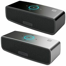 Gear4 Portable Wireless Stereo Bluetooth Speaker With NFC & Speakerphone