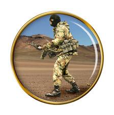 SAS Soldado Ilustración Pin Insignia