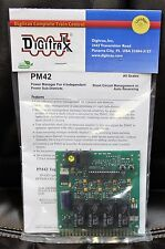 Any Scale - DIGITRAX PM42 Power Manager for 4 Independent Power Sub-Districts