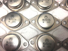 14 Pieces Mj15024 Silicon Power Transistor 16a To 3