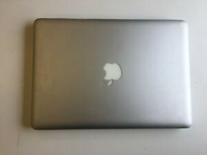 """Apple MD102B/A MacBook Pro A1278 13.3"""" Laptop - Silver. USED"""