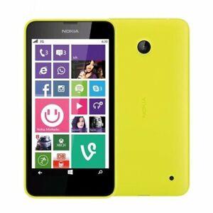 "Original Unlokced Nokia Lumia 635 Smartphone 4.5"" Quad Core 8G 5.0MP LTE Cheap"