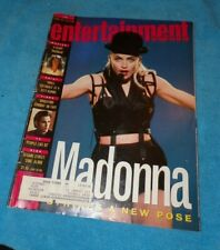 1990 MAY 11 ENTERTAINMENT WEEKLY MAGAZINE - MADONNA -Great Cover!