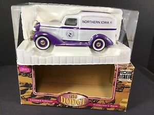 Liberty Classic Limited Edition 1936 Dodge Panel Delivery UNI Collectors Bank