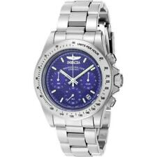 Invicta Signature Collection 7027 Men's Speedway Blue Chronograph Date Watch