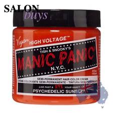 Manic Panic Semi-Permanent Color Cream Psychedelic Sunset 118ml