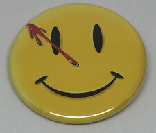 "Watchmen Smiley Face Chapa 50mm 2"" Pin Badge Button"