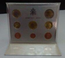 Vatican, Coffret BU (Brillant Universel) de 1 Cent à 2 Euro Vatican, 2003