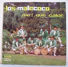 """33 tours LOS MATECOCO Disque LP 12"""" AIE QUE CALOR - MUSIDISC 1085 Frais Reduit"""
