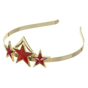 Wonder Woman Star Tiara Headband Costume