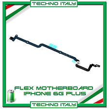 "FLEX FLAT CONNETTORE CAVO MOTHERBOARD PER IPHONE 6 PLUS 5,5"" TASTO HOME ANTENNA"