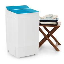 Portable Washing Machine Spin Cycle 290W 4 kg Timer Appliance Laundary Blue
