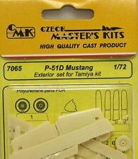 CMK 1/72 P-51D Mustang Extérieur Set pour Tamiya # 7065