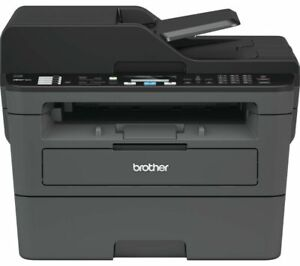 Brother MFC-L2710DW All-in-One Wireless Colour Laserjet Printer - Black