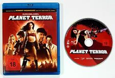 Blu-Ray Planet Terror Dt. Originale FSK 18 Robert Rodriguez / Bruce Willis /