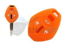 Mitsubishi Schlüssel Silikon Hülle Pajero Grandis L200 Key chiave cle USA Orange