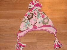 next girls flowered hat age 3 - 6 years