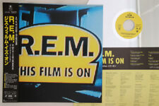 LASERDISC R.E.M. This Film Is On WPLP9066 WARNER REPRISE VIDEO JAPAN OBI