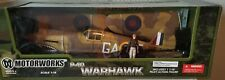Ultimate Soldier MOTORWORKS P-40 Warhawk New in Box 1:18 Scale