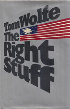 "TOM WOLFE ""The Right Stuff"" 1st Ed SIGNED by Tom WOLFE, John GLENN, Chuck YEAGER"