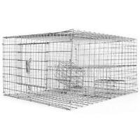 sparrow trap with two chambers (8 in. x 12 in. x 16 in.)