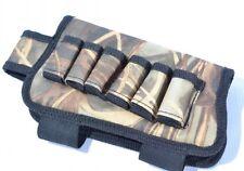 New Shotgun Shell Buttstock Holder Cover Holds 6 shells 12 ga - Duck Hunting