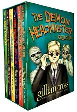 The Demon Headmaster Collection 6 Books Box Gift Set - NEW