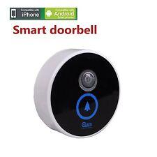 WiFi IP DoorBell Wireless MIC Improvement Visual Ring bell Smart Video Doorbell