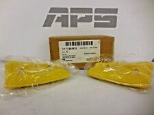 New OEM GM 05-13 Corvette yellow (45U) door handle kit GM# 17802412