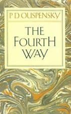The Fourth Way: Teachings of G.I. Gurdjieff by P.D. Ouspensky | Paperback Book |